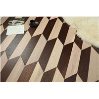 Geometry Parquet Trapezium, Engineered Wood Flooring