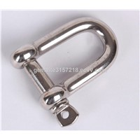 Stainless Steel Shackle/All Kinds & Size of Stainless Steel 316 & 304 Shackle.