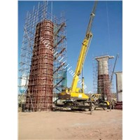 Steel Form Work For Concrete Slab Construction