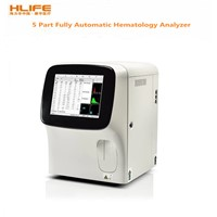 5-Part Hematology Analyzer Blood Analyzer Machine