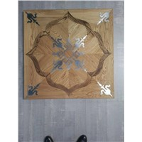 Fenice with Stainless Steel Inlay Parquet