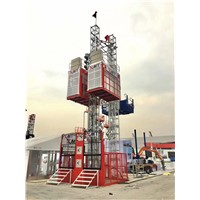 SC200/200GZ Building Hoist, Hoist for Construction with CE & ISO Certificated