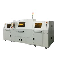 Ultra-Short Pulse Laser Drilling & Etching System for LTCC/HTCC