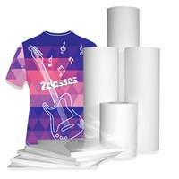 50gsm/70gsm/90gsm/100gsm Sublimation Printing Paper Heat Transfer Printing Paper Roll