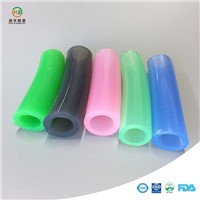 Clear High Temperature Resistant Silicone Rubber Tube