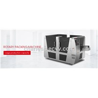 Multi Function Automatic Rotary Soft Drink Beverage Oil Filling Packing Machine