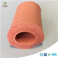 China Manufactory Durable Service Fuel Resistance Foam Silicone Tube
