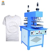 WenTao T-Shirt Printing Machine Garment Heat Embossing Machine