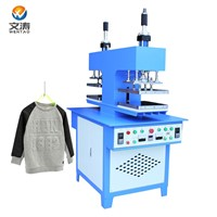 WenTao 3d Hydraulic Embossing Press Machine