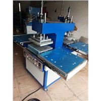 WenTao Hydraulic Fabric Heat Press 3d Embossing Machine
