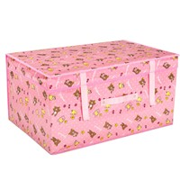 Latest Design Kids Foldable Cloth Storage Box