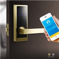 MIFI Card /PIN /Mobile APP Multipe Opening Ways Smart Door Lock, Hotel Lock, Bluetooth