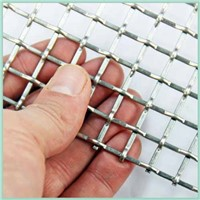 Stainless Steel Wire Mesh, Crimped Wire, Chain Link, Gabion Mesh, Dutch Woven, Nickwire,