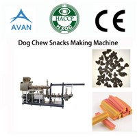 Dog Food Chew Pet Chow Machine Line