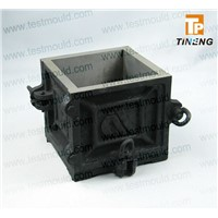 Concrete Test Cast Iron/Steel/Plastic Cube Mould for Civil Engineering (Molde Del Cubo)
