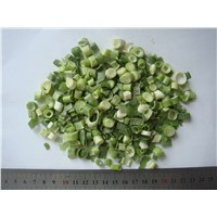 Factory Price Freeze Dried Green Onion Spring Onion Dried Leeks from China Supplier