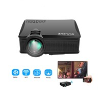 SD60 WiFi LED Projector for Home/Small Classroom/Meeting Room