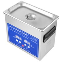 K340HTD 4L Small Portable Ultrasonic Washing Machine for Jewelry
