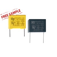 Free Sample X2 Capacitor 470n k 275v X2 Mkp 0.47uf Safety Capacitor 474k