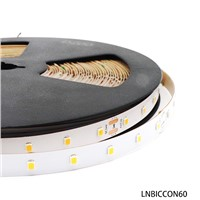 Built-in Constant Current IC 2835 LED Strip 60Leds/m