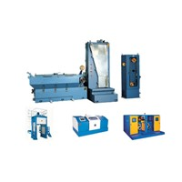 ( Electric Copper Extrusion Production Line ), Copper Cable Drawing Machine Line