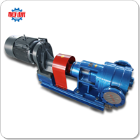 NYP High Efficiency Positive Displacement Cutback Bitumen Pump Transfer Gear Pump