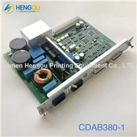 1 Piece 00.785.1261 Offset Printing Machine Parts Board CDAB380-1 Printed Circuit Card CDAB380
