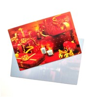 Factory Custom 3D Lenticular Printing Postcard for Souvenir/Holiday Gift