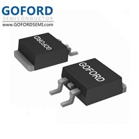 GOFORD G86N03 Mosfet N Channel 30V 86A DPAK Component MOSFET For UPS
