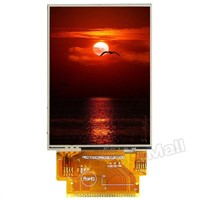2.8inch QVGA 240X320 Resolution TFT LCD Module