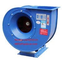 Industrial Centrifugal Fan Motor Directly Driven Type POPULA 4-72 7A
