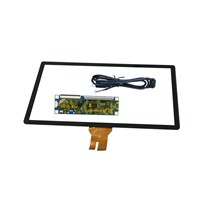 Rugged Computer 23.6 Inches Capacitive Touch Screen Overlay Kit