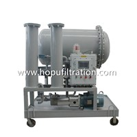 Explosion Proof Light Fuel Filtration, Ship Diesel Oil Purifier, Gasoline Oil Water Separator Coalescence Dehydration
