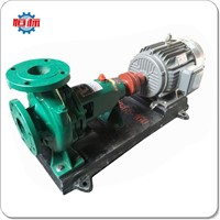 IS Series Single Stage Axail Suction Centrifugal Clean Water Pump for Agricultural Irrigation