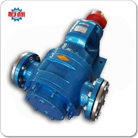 NYP High Performance Temperature Hot Chemical High Viscosity Screw Oil Pump