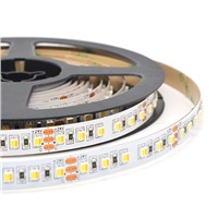 SMD3528 2in1 120leds/m Tunable White with WW+PW LED Strip Light