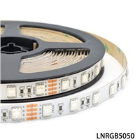 SMD5050 RGB 60LEDs/m LED Strip Light