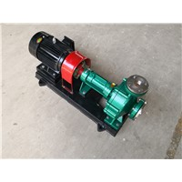 Air Cooled Diesel Centrifugal High Temperature Conduction Heat Transfer Oil Pump