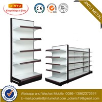 Tegometall Style Supermarket Shop Store Display Metal Iron Shelf Shelving Rack Racking Gondola
