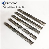 Long Foam Cutting End Mill Router Cutter Bits for EPS Foam Milling