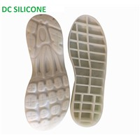 Shock-Absorption Food Grade Silicone Rubber for Insole Making