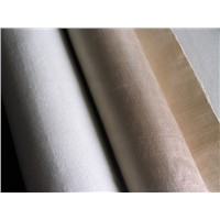 Texturized Fiberglass Fabric, High Quality, Heat Insulation, Color White