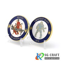 MANUFACTURER in CHINA CUSTOM METAL DIE STRUCK SOFT ENAMEL SILVER FUNNY SOUVENIR DRAGON COINS for FESTIVAL EVENTS