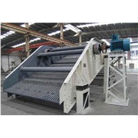 800t/h Sand Salt Vibrating Screen