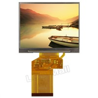 LM035QV10NS, 3.5inch a-Si TFT 640x480 Resolution Display.