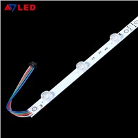 Hot Sales SMD 3030 12leds RGB Rigid Strip Led Backlight Diffuse Light Bar for Advertising Led Light Box