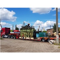 SKL 6VDS 48/42 AL-2 Comeplete Engine & Spare Parts