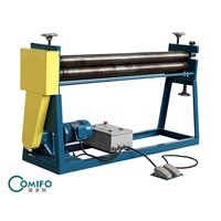 Asymmetrical 3-Roller Bending Machine, Bending Machine