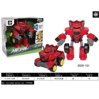 Die-Cast Animal Deformation Robot