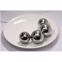Qualified Hard 60 to 66 HRC High Chrome Material 16mm Steel Balls for Bearing
